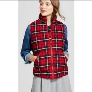 A New Day Quilted puffer vest